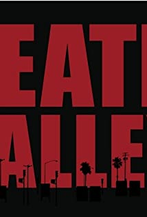 Death Valley (2011) cover