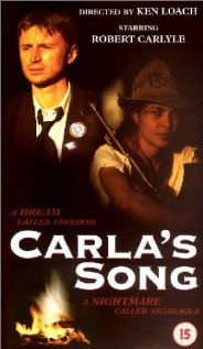 Carla's Song (1996) cover