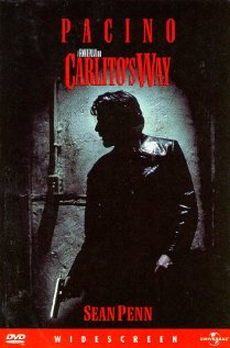Carlito's Way (1993) cover