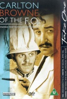 Carlton-Browne of the F.O. (1959) cover