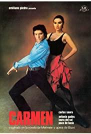 Carmen (1983) cover