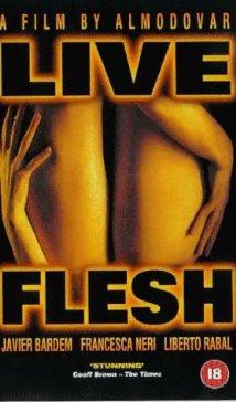 Carne trémula (1997) cover