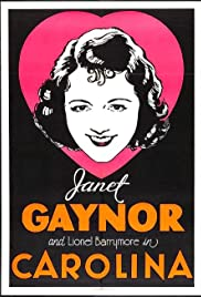 Carolina (1934) cover