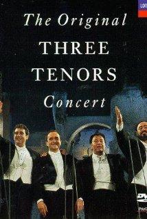 Carreras Domingo Pavarotti in Concert (1990) cover