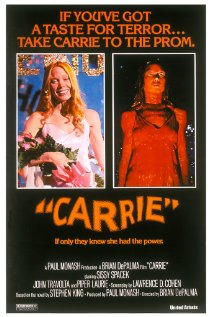 Carrie (1976) cover
