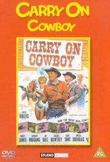 Carry on Cowboy (1966) cover