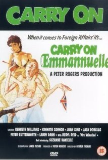 Carry on Emmannuelle (1978) cover