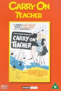 Carry on Teacher (1959) cover