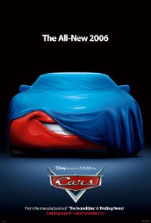 Cars (2006) cover