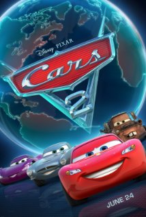 Cars 2 (2011) cover