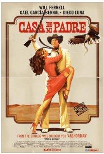 Casa de mi Padre (2012) cover