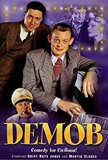 Demob 1993 poster