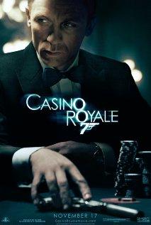 Casino Royale (2006) cover