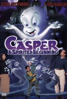 Casper: A Spirited Beginning (1997) cover