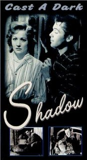 Cast a Dark Shadow (1955) cover