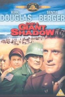 Cast a Giant Shadow (1966) cover