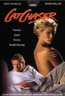 Cat Chaser (1989) cover