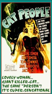 Cat People (1942) cover
