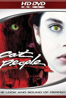 Cat People (1982) cover