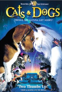Cats & Dogs (2001) cover