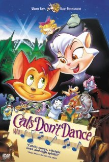 Cats Don't Dance 1997 poster