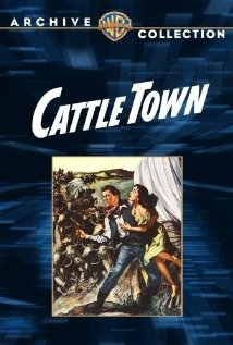 Cattle Town (1952) cover