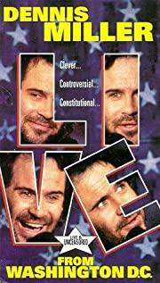 Dennis Miller Live (1994) cover