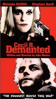 Cecil B. DeMented (2000) cover