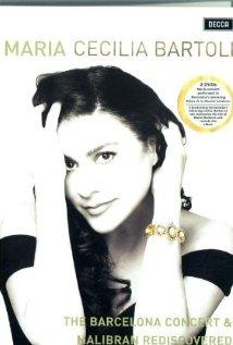 Cecilia Bartoli: The Barcelona Concert (2008) cover