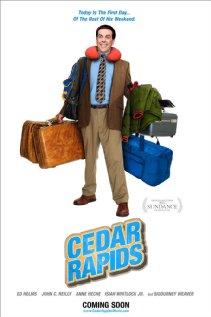 Cedar Rapids (2011) cover