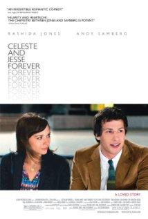 Celeste & Jesse Forever (2012) cover