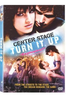 Center Stage: Turn It Up (2008) cover