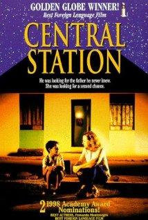Central do Brasil (1998) cover