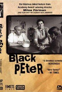 Cerný Petr (1964) cover