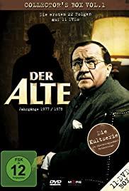 Der Alte 1977 poster