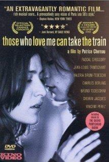 Ceux qui m'aiment prendront le train (1998) cover