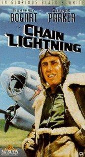 Chain Lightning 1950 poster