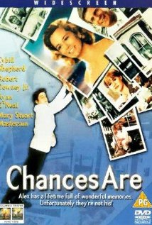Chances Are (1989) cover