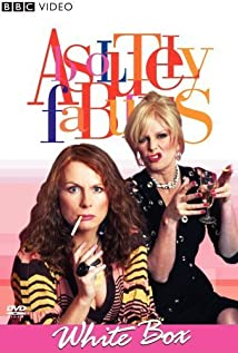 Absolutely Fabulous (1992) cover