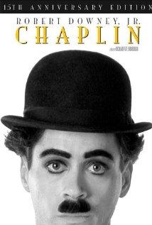 Chaplin (1992) cover
