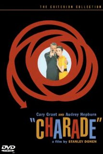 Charade (1963) cover