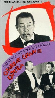 Charlie Chan at the Opera (1936) cover