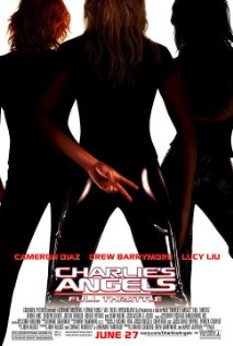 Charlie's Angels: Full Throttle 2003 poster