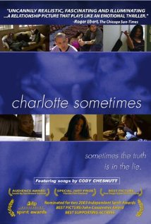 Charlotte Sometimes (2002) cover