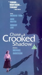Chase a Crooked Shadow (1958) cover