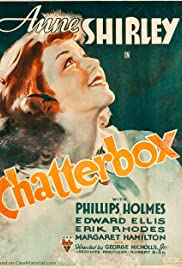 Chatterbox (1936) cover