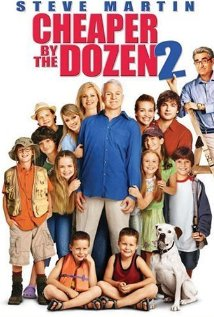 Cheaper by the Dozen 2 2005 poster
