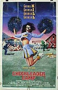 Cheerleader Camp (1988) cover