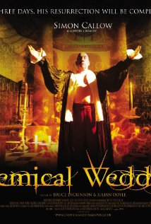 Chemical Wedding (2008) cover