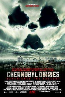 Chernobyl Diaries 2012 poster